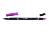 Pennarello Dual Brush Tombow col. 665 Purple