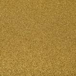 Carta Adesiva Glitterata Gold