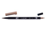 Pennarello Dual Brush Tombow col. 992 Sand