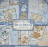 Blocco  Blue Star 20x20 cm