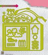 Box Card Die BCD001 Nellies's Choice