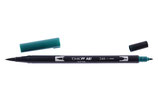 Pennarello Dual Brush Tombow col. 346 Sea Green