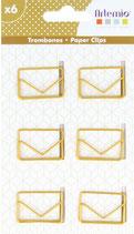 Paper Clips Busta Artemio