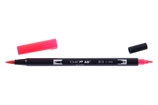Pennarello Dual Brush Tombow col. 815 Cherry