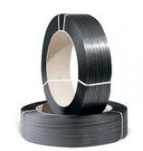 PP-Umreifungsband Großrolle, schwarz, 100 kp