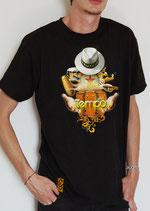 """Tee shirt """"TEMPO CUBANO"""" homme"""