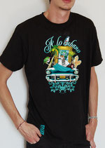 "Tee shirt ""A LO CUBANO"" homme"