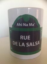"""Mug blanc """"Rue de ..."""""""