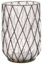 Windlicht oder Vase