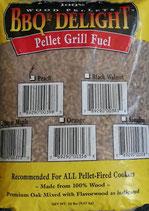 Pellets Pfirsich