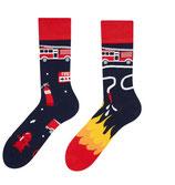 Feuerwehrsocken - one sock style