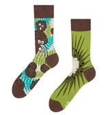 One Sock Style - Kiwi