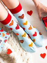 ANGEBOTS HIGHLIGHT - I LOVE MOM Socken Set