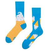 One Sock Style - Socken mit Eis