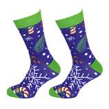 Socken Winterstyle