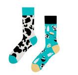 One Sock Style - Kühe
