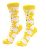 Socken mit Hasen