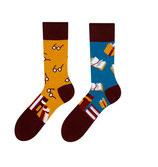 Zauberlehrling- One Sock Style