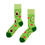 One Sock Style - Avocado