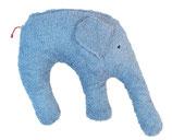 "Kuschelkissen ""Elefant"" blau"