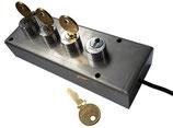Échangeur avec contacteur électrique 4 clés AGA1404E