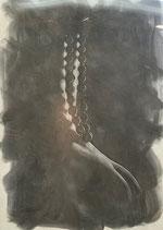 Valerie Unterreiner - Fusain