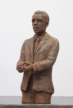 Sculpture Jacques Brel