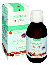 Omega 3 Kids 150ml Norsan