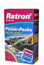 Ratron® Granulat portionierte Power-Packs