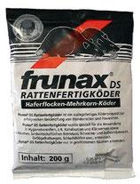 Frunax DS Rattenfertigköder