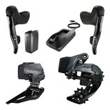 % SRAM Force eTap AXS Upgrade-Kit  2x12, Felgenbremse