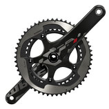 Sram Red 22 Exogram Kurbel, BB30, 53/39 170