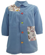 00060015 Babi colegio DENIM ANIMALS