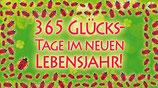 "Flaschenpost Käfer ""365 GLÜCKS-Tage..."""