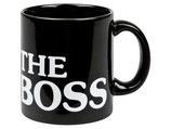 Tasse The Boss schwarz Wächtersbach