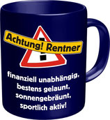 Tasse Rentner