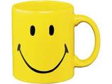 Tasse Smiley yellow Wächtersbach