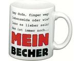 Tasse Mein Becher Wächtersbach