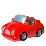 Spardose Cabrio rot