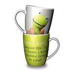 Ein Becher für Dich :-) Bitte Lächeln