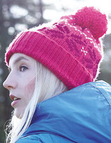 Junior Fair Isle Beanie Beechfield (CB456B)