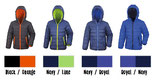 Core Junior Padded Jacket Result  (RT233J)