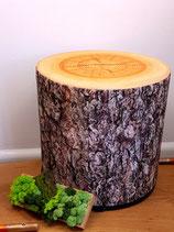 Sitzhocker Holz