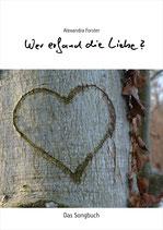 """Songbuch 3erPack """"Wer erfand die Liebe"""""""