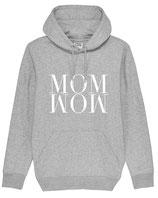 Hoodie | MOM WOW | Grau