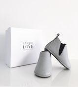 Chelsea Boots |Light grey