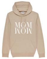 Hoodie | MOM WOW | Sand