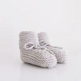 Booties |Grau