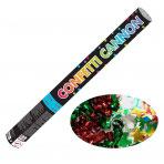 Konfetti-Kanone Folie mehrfarbig 58cm