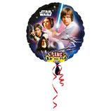 1 Musikballon - Ø 71cm - Star Wars